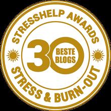 stresshelp awards badge