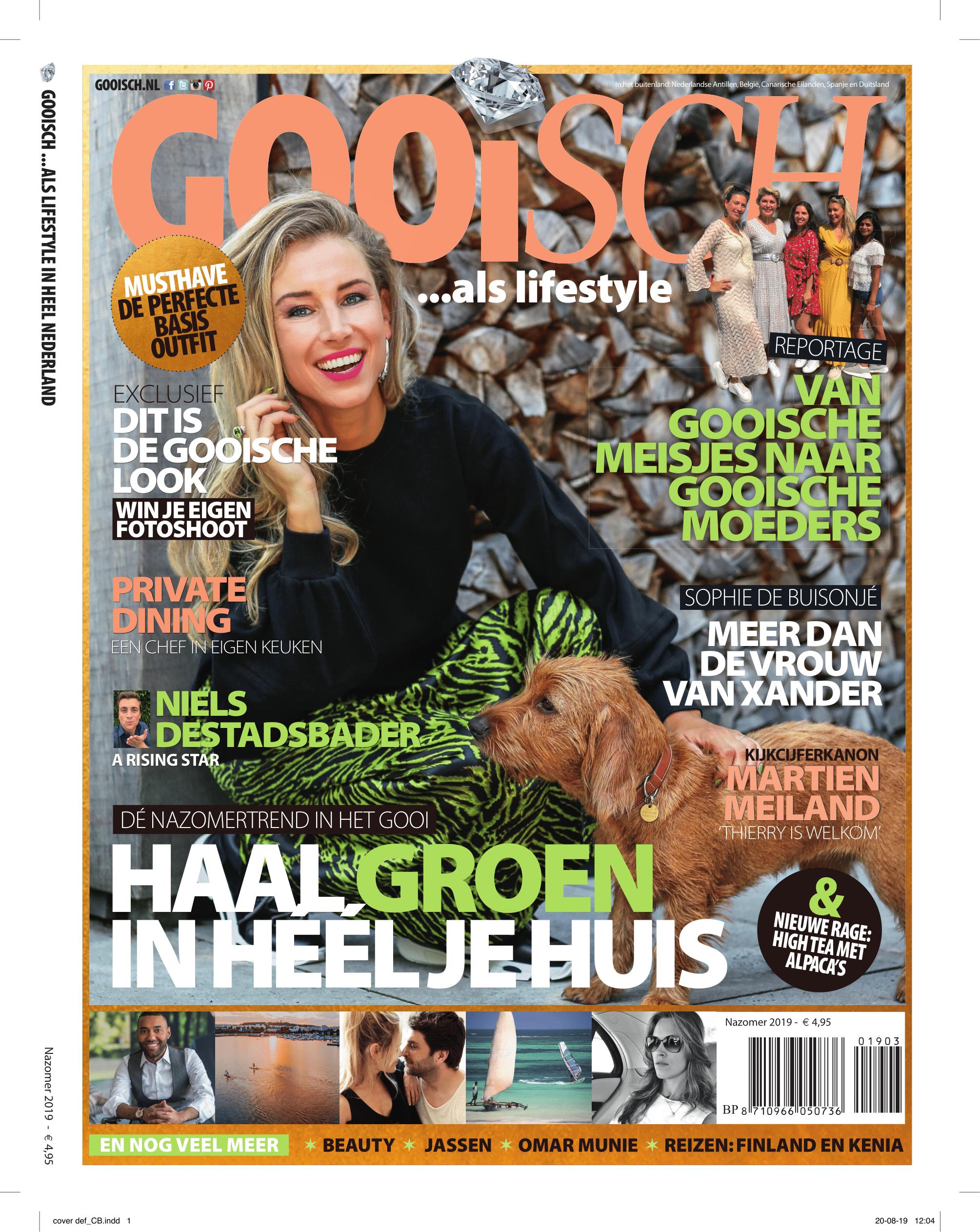 Cover Gooisch najaar 2019