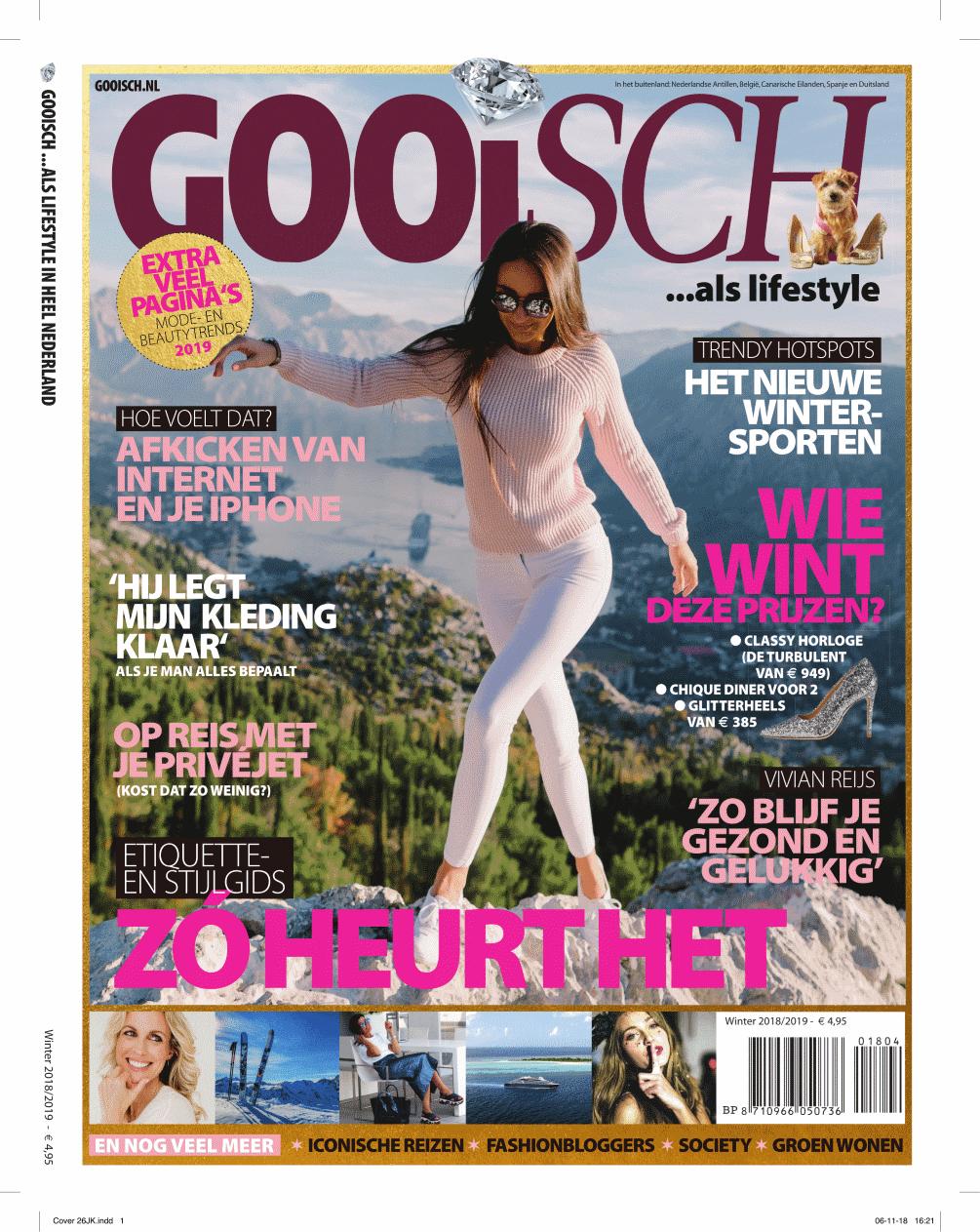 Cover Gooisch Q4 2018